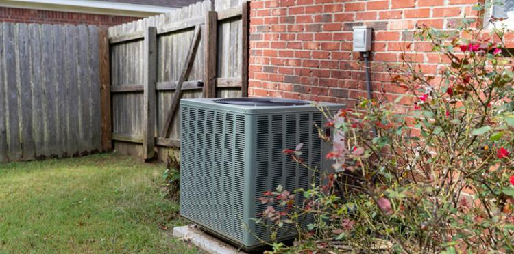 Air Conditioning Unit Age